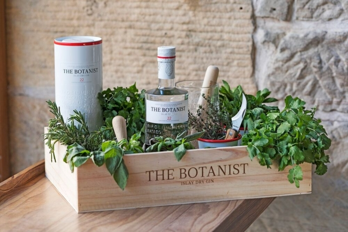 The Botanist moodbild